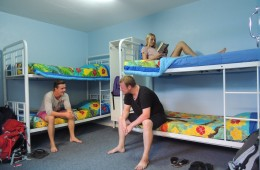 If you are looking for cheap accommodation in Townsville why not try the 4 bed dorm at Reef lodge backpackers.