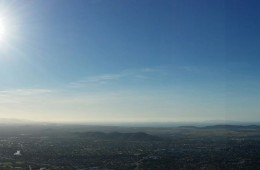 Some of the things to do in Townsville is to drive to the top of Mt. Stuart. A beautiful veiw of Townsville.